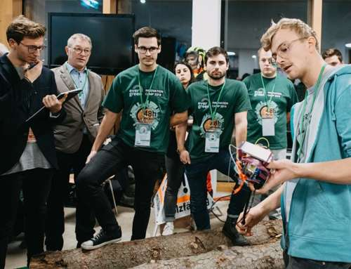 Evergreen Innovation Camp: Neuer Hackathon zu Autonomie im Wald